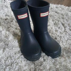 Hunter toddler rain boots
